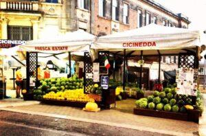 """Cicinedda"", l'anguria più famosa di Ostuni"