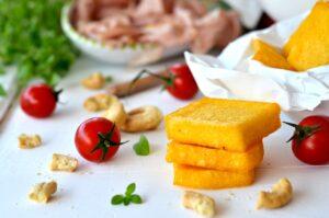 """La polenta fritta in Puglia si chiama """"Sgagliozza"""""""