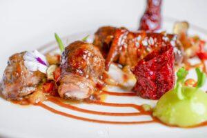 Giardino dei Tolomei, il ristorante nato da un incontro d'amore