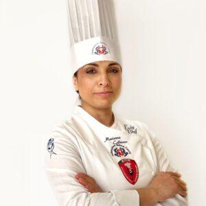 Marianna Calderaro, da contabile a chef per inseguire un sogno