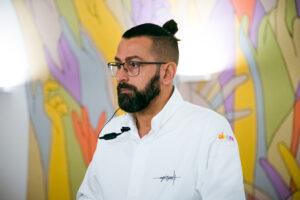 Marco Marinelli, la mia cucina identitaria parla di Puglia