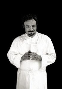 """Paolo Lopriore, la sua """"pugliosità"""" è la dedizione verso il cibo"""