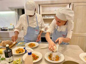 Chef a casa tua, il nuovo modo di cucinare di Antonella Ricci e Vinod Sookar