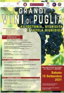 L'Ugivi organizza un convegno per tutelare i vini pugliesi, appuntamento al 18 settembre