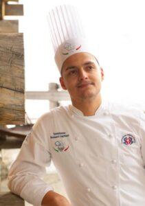 Francesco Locorotondo, la nuova promessa della cucina italiana